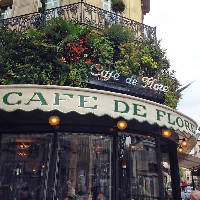 Photo of Café de Flore