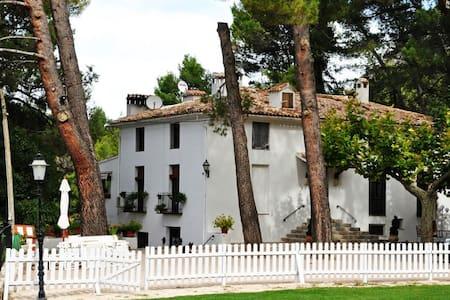Casa Principal - Alcoleja - Hus