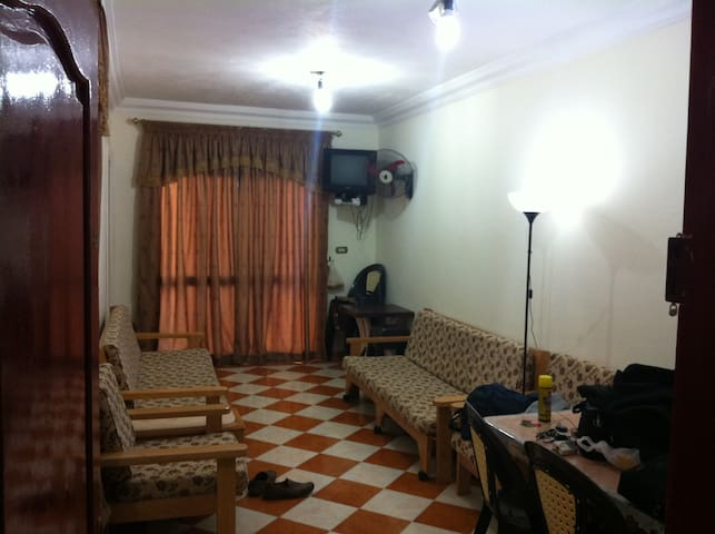 sea side flat - Al Mesallah Sharq - Departamento