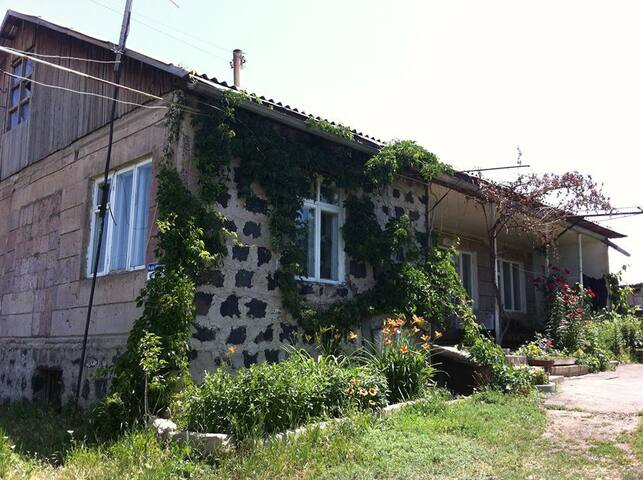 Fantan Farms - Organic Farmstay - Fantan - Haus