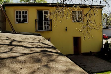 Apartman v dome v centru Liberce se zahradou - Liberec - Apartment