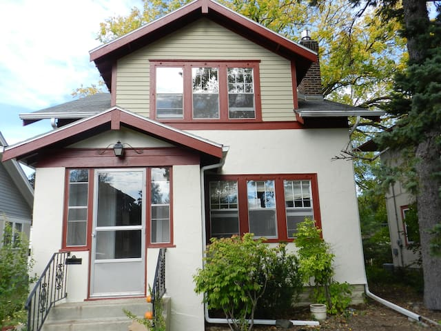Comfortable St. Paul home in desirable area.