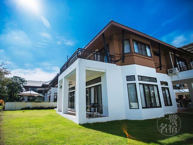 Airone Wonderful&Quiet Villa,4 bed with Mini Golf