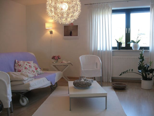 Modern, light+spacious suite for 4! - Koblenz