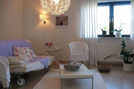 Modern, light+spacious suite for 4! - Coblenza - Apartamento