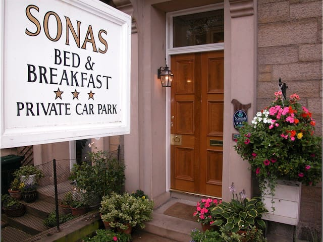 Sonas Guest House, lovely B&B