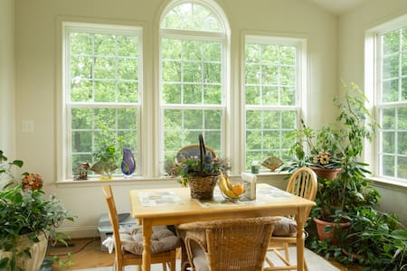 PASTOR JUDY AND PASTOR MONTY PARISH HOME