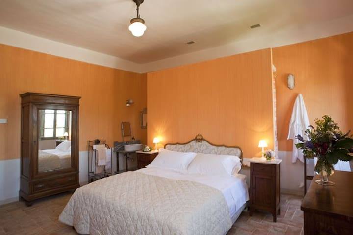VILLAPIANCIANI AgateTriple Ensuite  - Spoleto - Villa