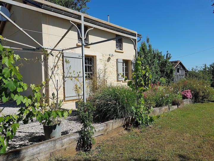 Maison en pierre Gourdon Sarlat Rocamadour