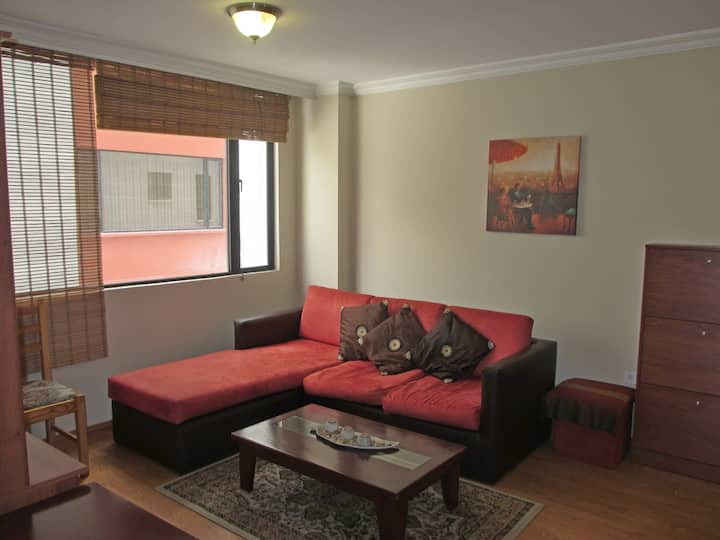 Comfortable suite near Carolina Park