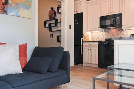 Comfy European Styled Apartment - Long Beach - Leilighet
