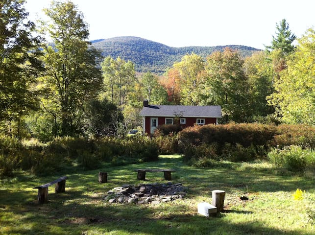 Charming Catskill Cottage - East Jewett - Dom