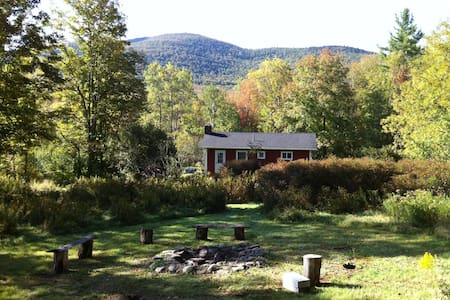 Charming Catskill Cottage - East Jewett - Casa