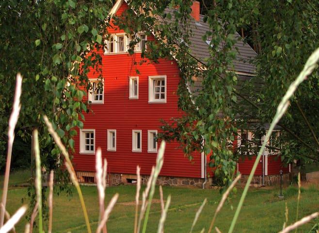 Alleinlage und direkt am See - Feldberger Seenlandschaft - Apartament