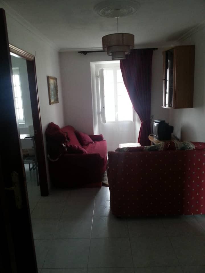 Casa rural con  2dorm,baño y cocina