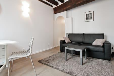 Flat in PARIS CENTER- LE MARAIS  - Paris - Apartment