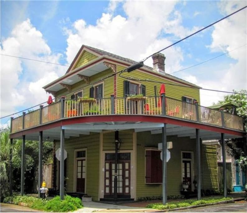 Two Bedroom Suites In New Orleans: ROMANTIC TREME GEM W/BALCONY! WALK TO FRENCH QTR!