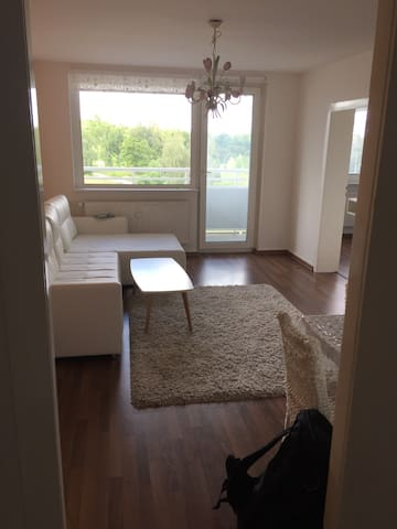 Cosy apartment only 5 minutes to Fair/Messe