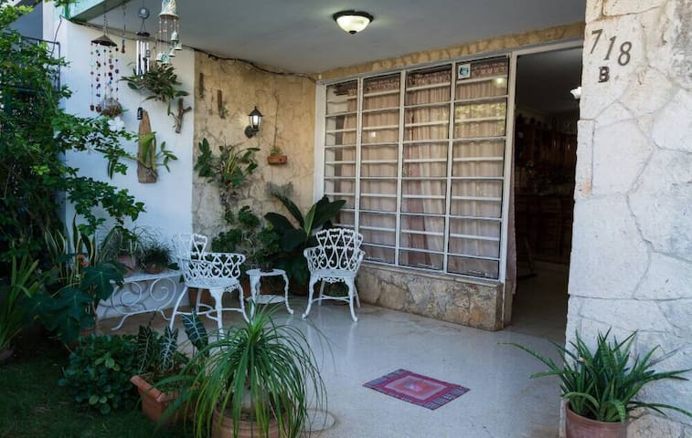 Habitaciones privadas y espaciosas en Miramar.