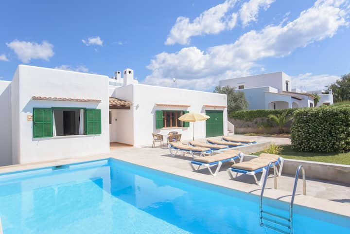 Miguel Marina  with private pool central location