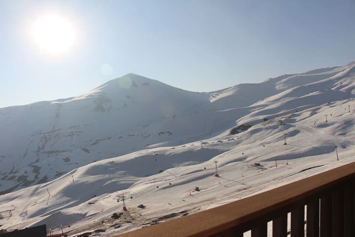 Ski In & Out Centro de Ski Valle Nevado
