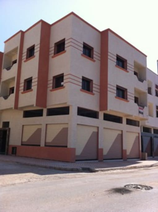Appartement a louer apartments for rent in el jadida for Appartement meuble a louer a el jadida