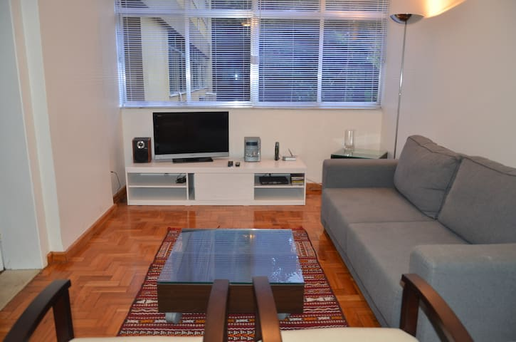 Modern  Fully Equipped Apt, Ipanema