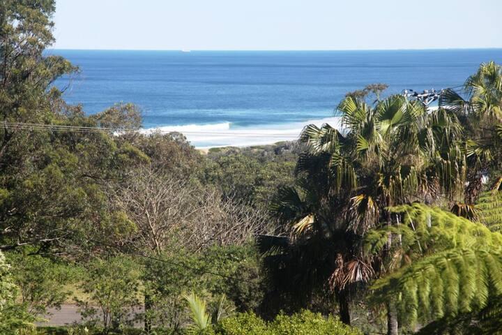 Beach house in rainforest setting - Stanwell Park - Rumah