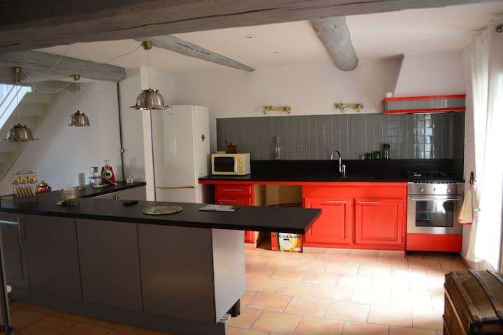 Appartement AUBIGNAN, proche AVIGNON, Mont Ventoux - Aubignan - Apartemen