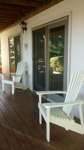 Cozy lower-level apartment on Keuka Lake - Penn Yan - Appartamento