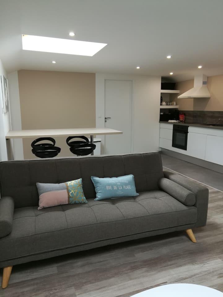 Appartement de 60 m2 a  10 min CNPE et UFPI
