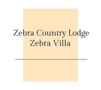 Zebra Country Lodge - Zebra Villa