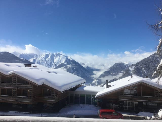 Nice Studio in Verbier Place Blanche Ski in/out - Bagnes - Daire