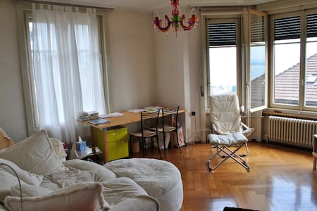 Quiet room 10 min from the station - Appartement