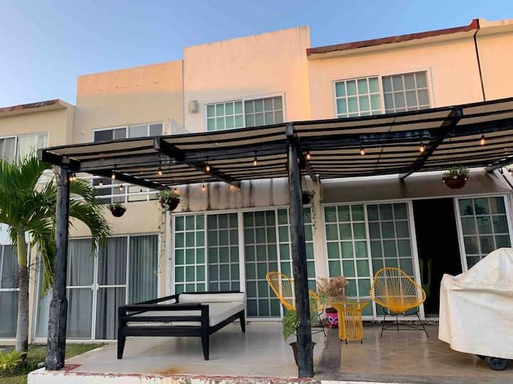 Casa Playa Dorada - Albercas & Acceso a Playa