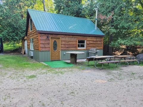 Betsie river bear den guest house. newly remodeled