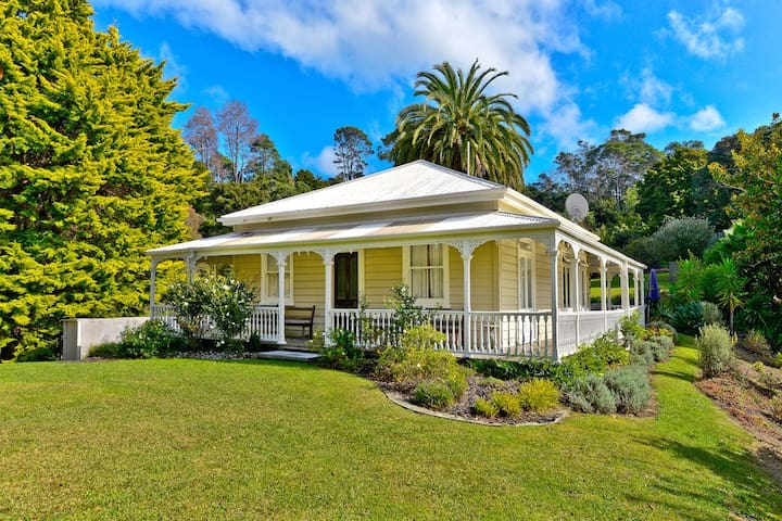 Totara Country Lodge, Whangaroa - Totara North - Haus