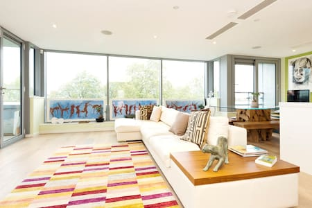 Modern Designer Apartment