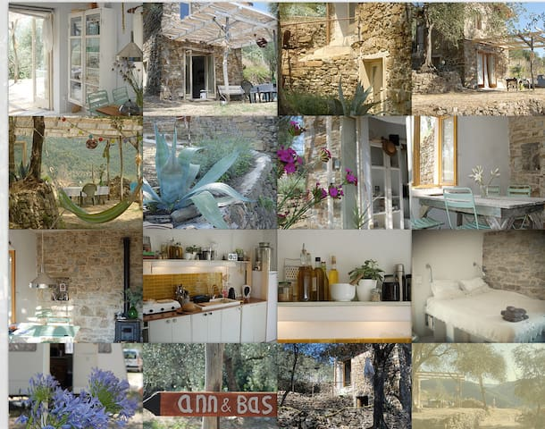@ Casadibasanni: holiday in ITALY - Apricale - House