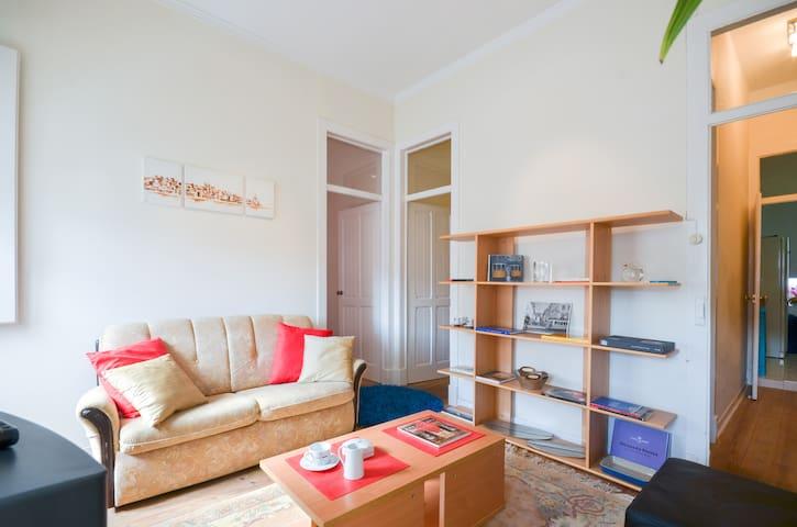 Live in a traditional neighbourhood - Lisbon - Apartment