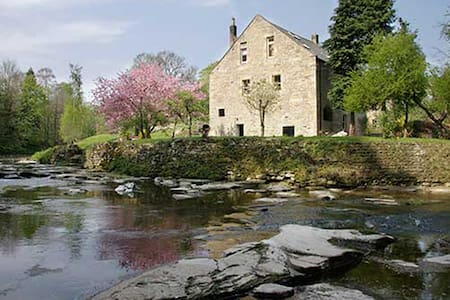 Dilston Mill Private Suite - Corbridge - Inap sarapan