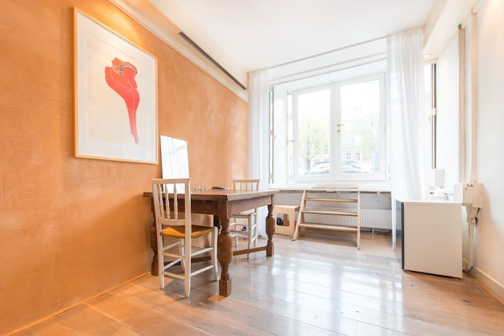 PRIVATE Canal View Studio Keizersgracht - Amsterdam - Flat