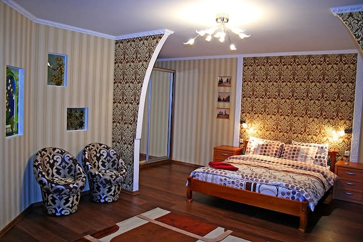 Perfect stay in City Center Poltava - Poltava - Apartamento