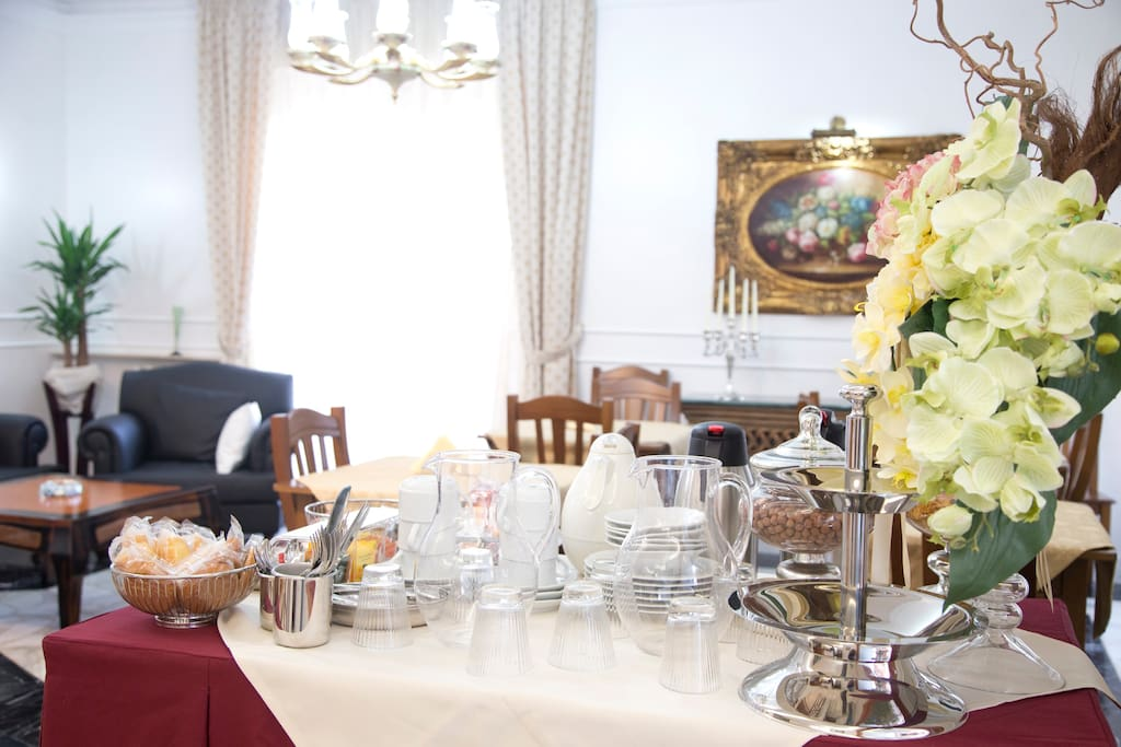 Sala colazione Relax