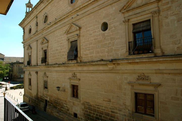 Apartamento en el Renacimiento de Úbeda - Úbeda - Leilighet