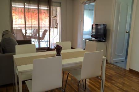 Bonito y acogedor apartamento en Salou - Appartement