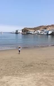 Lugar cerca al mar y a la ciudad -50 km distancia
