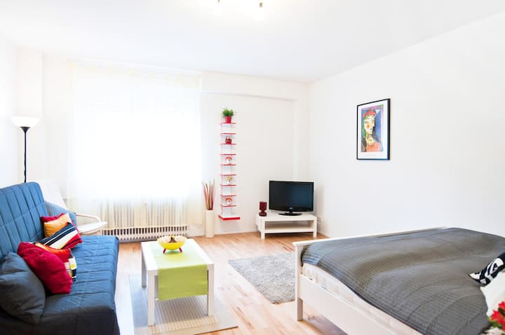 Comfortable and central apartmen