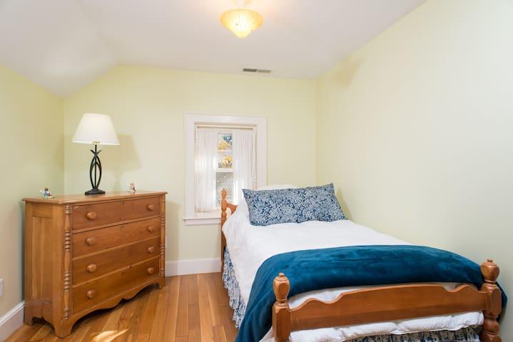 Charming Single Bedroom - Wellesley - Casa