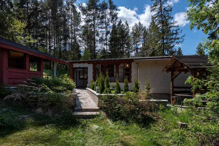 Cottage under Forest - Small Woody Gánovce - 6pax